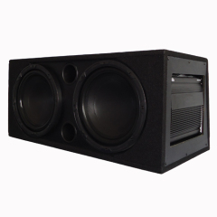 "Dual 12"" Super Power Car Subwoofer"