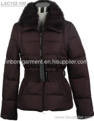 LADY NEW FASHION AND GOOD QUALITY WINTER JACKET.