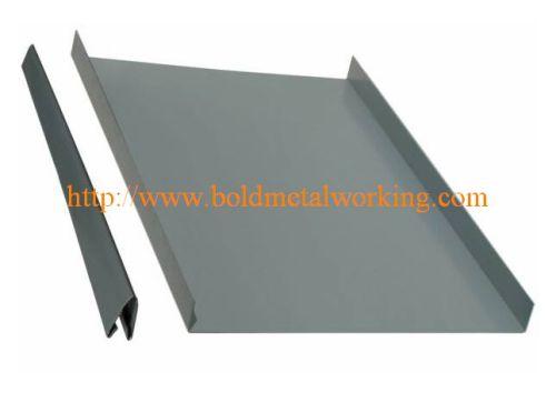 metal roof panels fabrication