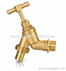 Brass Outdoor Water Faucet