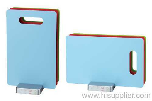 plastic board with stand