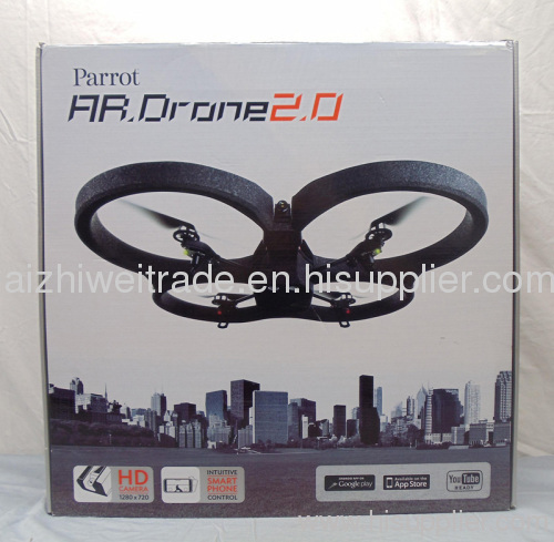 Wholesale original brand new Parrot AR Drone 2 0 HD Android/iPhone