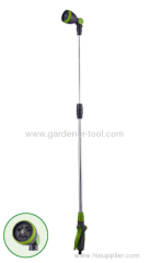 Telescopic Garden Water Spray Wand With Soft Grip