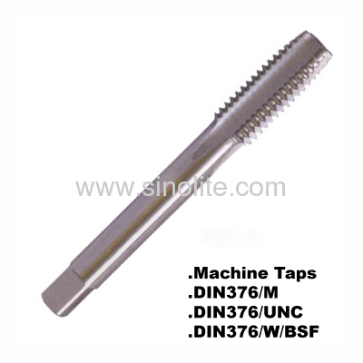 Machine taps DIN376 UNC