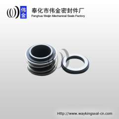 Burgmann mechanical seal elastomer bellow pump shaft seal