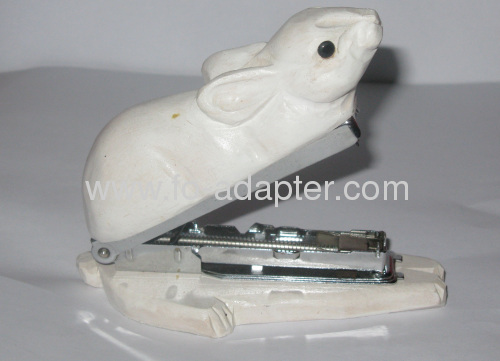 Hot Sell Animal shape Wooden Stapler/Stitcher