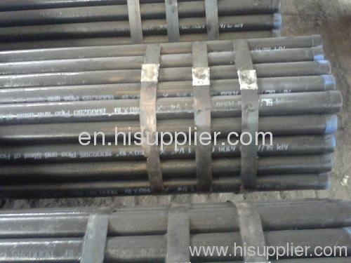 ASTM/GB/BS Seamless Steel Pipe