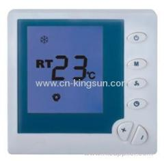 LCD Room thermostats of WSK-8H