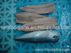 pacific mackerel frozen fish fillets