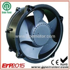EC Axial Fan for Thermoelectric Coolers by speed adjuster