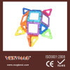 Plastic educational toy,kids toy of magformers with CE and ROHS certifications