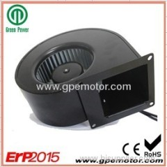 G3G146 constante flujo del ventilador centrífugo EC aire utilizado en los paneles solares de ventilación 230