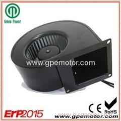 G3G146 تدفق الهواء ثابت EC مروحة الطرد المركزي المستخدمة في الألواح الشمسية والتهوية 230V