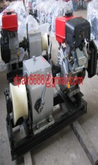 Cable bollard winch ,Cable Drum Winch,Cable pulling winch