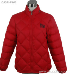 2013 NEW STYLE RED WINTER DOWN JACKET.