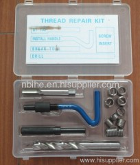 14Pcs BROKEN THREAD REPAIR KIT M12 1.75*16.3mm AUTOMOTIVE TOOLS