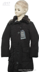 2013 GOOD QUALITY AND STYLISH WINTER COAT FOR GIRL.