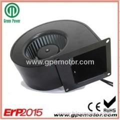 115V solar panels EC Centrifugal Fan impeller low noise EMC