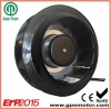 Quite Green Air Handler EC Radial Fan backward curved blade R3G220