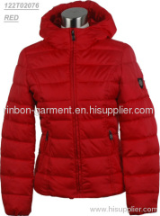 LADY WINTER PADDING JACKET.