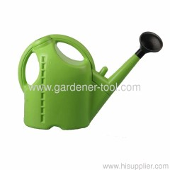 10L plastic watering can with shower