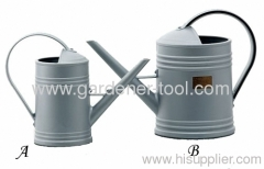 Plastic Garden Watering Pot With Round Handle