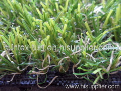 cheap natural landscaping artificial grass for garden decoration