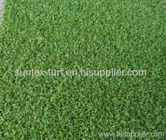 non sand infill mini golf turf