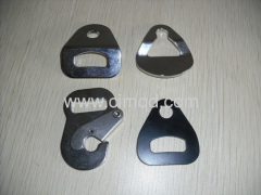 Buckles and safety hook for 1 inch webbing