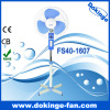 """16"""" electric stand fan with 3 PP blade"""
