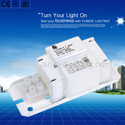 For PLC lamps 7w/9w/11w Magnetic ballasts