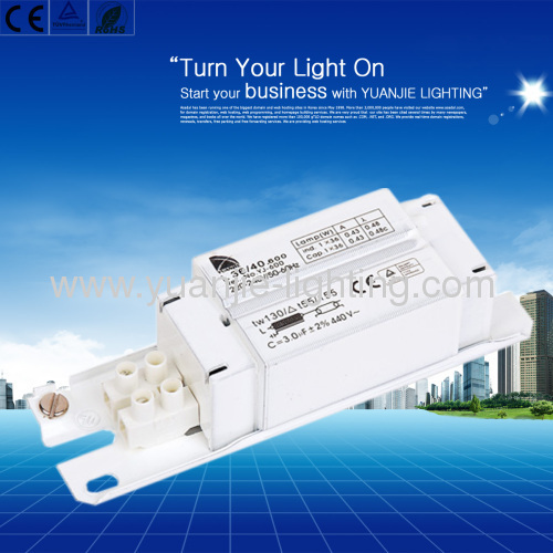 Plc lamps 36W Magnetic ballasts