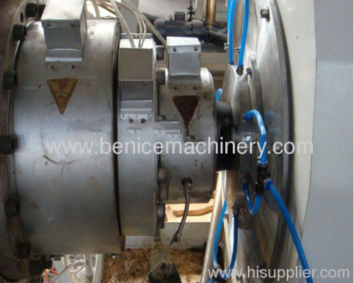 PE EXTRUSION LINE for gas supply