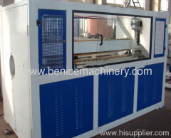 PE pipe production machine for gas supply