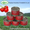 Canned Tomato Paste 70G double concentrate brix 28-30%