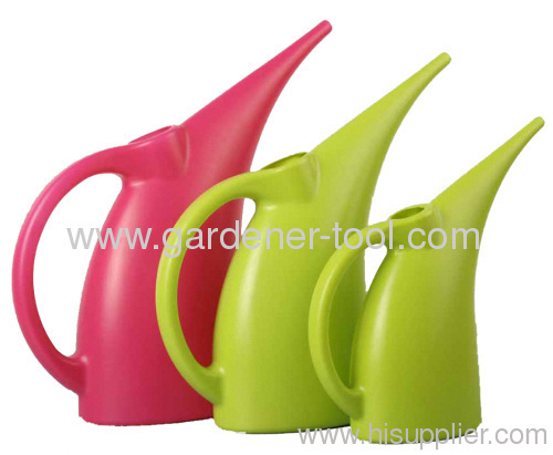 Indoor mini plastic watering can manufacturer supplier Small watering cans for indoor watering