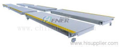 SCS-100 3.4*18M 100T Truck Scale (Weighbridge)