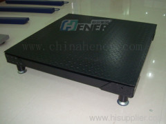 1.2*1.2M 3T Platform Scale Floor Scale (Double Deck)