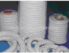ceramic fiber rope for heat insulatoin 1260 degree
