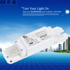36W magnetic ballast for T8 PLC/CFL FL
