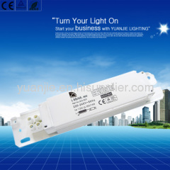 58W standard magnetic ballast for fluorescent lamps