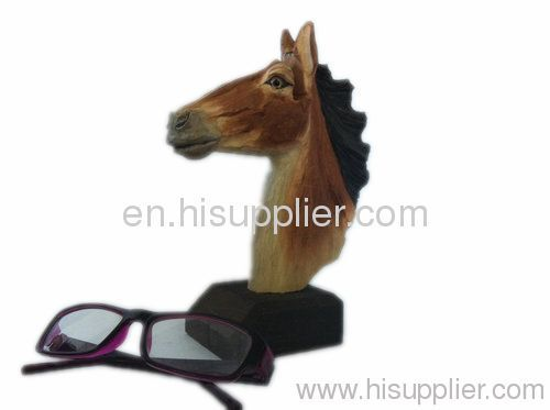 hot sale horse glass holder