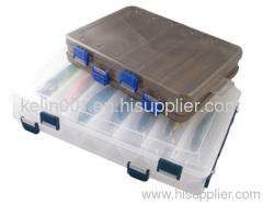 Washable Lure Box/fishing tackle boxes