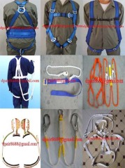 PP safey belt& Nylon safety belt