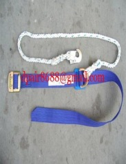 Safety harnesses lineman belt