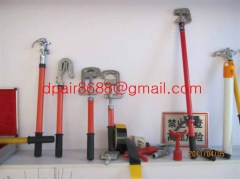 High Voltage Portable Grounding Rod