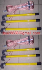 Portable electrical earth rod&ground rod