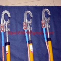 High Voltage Portable Earth Rod