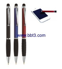 Promotional stylus ballpoint pen with cheap price