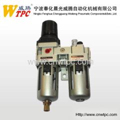 air line equipment air units FRL air filter &regulator